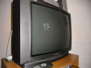 телевизор цветной «Samsung» 66 см