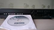 Продам комплект оборудования системы видеонаблюдения хорошего качества